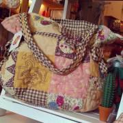 Pastoral Style Handbag