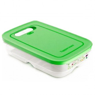 Tupperware VentSmart Rectangular Medium Low 1.8L