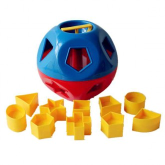 BPA FREE Shape-O-Toy for LOVE KID + FREE Gift