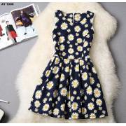 Flowers Dress (Pre - Order)