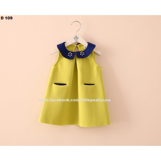 Good Quality Baby Girl Dress (Free shipping)