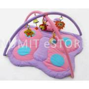 Baby Blanket Toy Mat