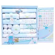 19 sets of cotton newborn children gift