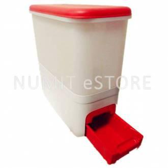 Tupperware Rice Dispenser 10kg RED