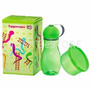 Snack N Ladder Tupperware Tumbler with Round Keeper