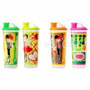 Tupperware Water Tumbler Eco Bottle 4x470ml+ FREE Bag