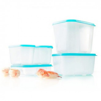 Tupperware Your Fisrt FreezerMate Set