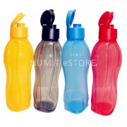 Tupperware Eco Bottle Flip Top 4 x 1L