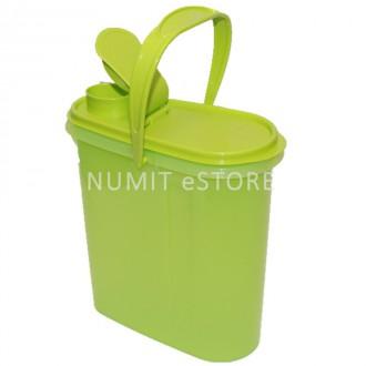 Tupperware BPA FREE Beverage Buddy ECO GREEN 2L