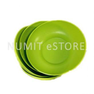 Tupperware Microwaveable Reheatable Blossom Bowls x4