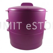 Steam It (STEAMER) Tupperware Original Brand (3 layer)