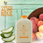 FOREVER LIVING 100% Original Aloe Vera Bits n Peaches (The Best Source Of Vitamin A) for Kids