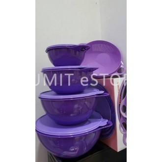 That's A bowl 4pcs set with Multi Purpose Colander 3.75ml