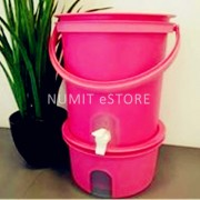 Tupperware Water Dispenser EXTRA LARGE 14.5L + Canister 7L - NUMIT