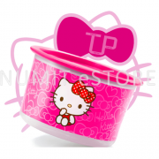 TUPPERWARE HELLO KITTY ONE TOUCH TOPPER JUNIOR 1 X 600ML