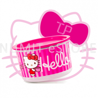 TUPPERWARE HELLO KITTY ONE TOUCH TOPPER SMALL 1X950ML