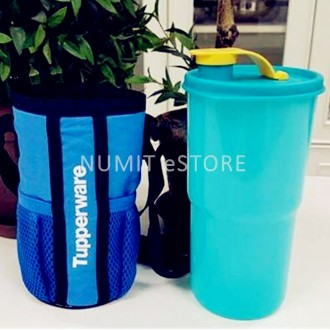 Tupperware Eco Bottle Thirsquake Tumbler 1x900ml - NUMIT
