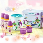 Tupperware Twinkle Baby Bottles One Touch FULL MOON Hamper GIFT SET