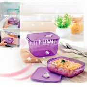 Tupperware Microwaveable Lunch Box Rock N Serve 2pc