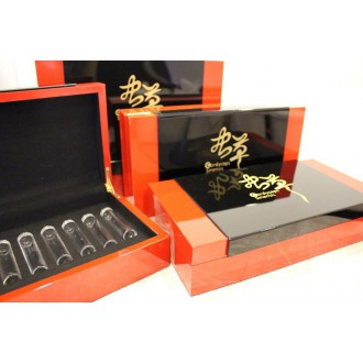 Medium Long Shape Cordycep Wooden Gift Box