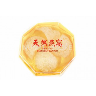 NUMIT Crystal Bird Nest 4pcs 19g with Gift Box