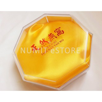 NUMIT Clean Dried Bird Nest Mi Zhan 4pcs 28g with Octagonal Gift Box