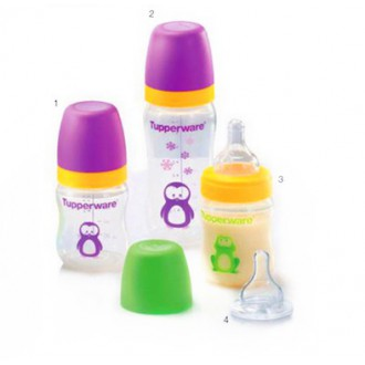 BPA FREE Baby Bottles with Teat