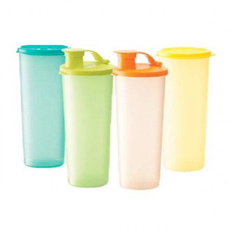 Tupperware Thirstbreak Tumbler 4 x 470ml