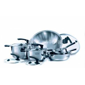 Tupperware TupperChef Inspire Cookware Collection