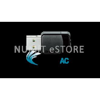Wireless AC Dual-Band Nano USB Adapter