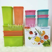 Fridge Fresh Square Round 11Pcs Essential SET NUMIT