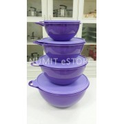 Tupperware That's A Bowl 4pcs Set