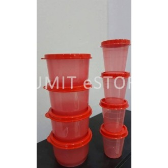 Tupperware Friends Cooking 8pcs Set