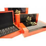 Medium Long Shape Cordycep Wooden Gift Box