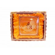 NUMIT Crystal Bird Nest 1pc 5g with Wooden Square Gift Box