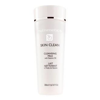 Tupperware Nutrimetics No.1 Skin Clean Cleansing Milk, 200ml
